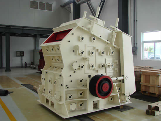 image of impact crusher